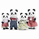 Calico Critters Wilder Panda Family