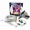 Slackers Zipline 100′ Night Riderz LED Swing